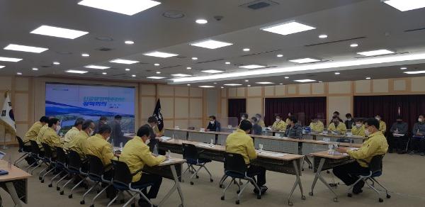 [기획예산과] 신공항전략추진단 정책회의 개최2.jpg